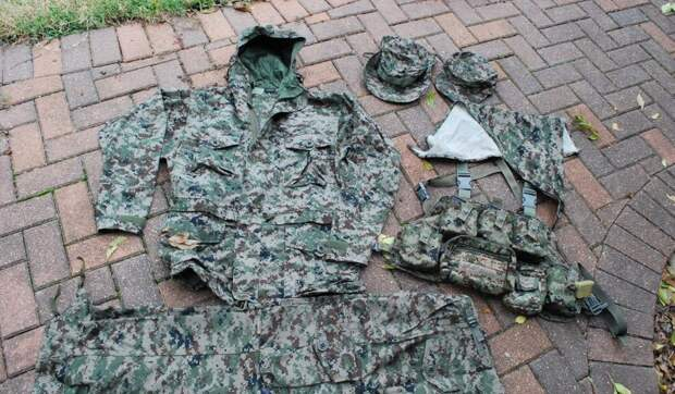 Форма спецназа: особенности камуфляжа и возможные расцветки