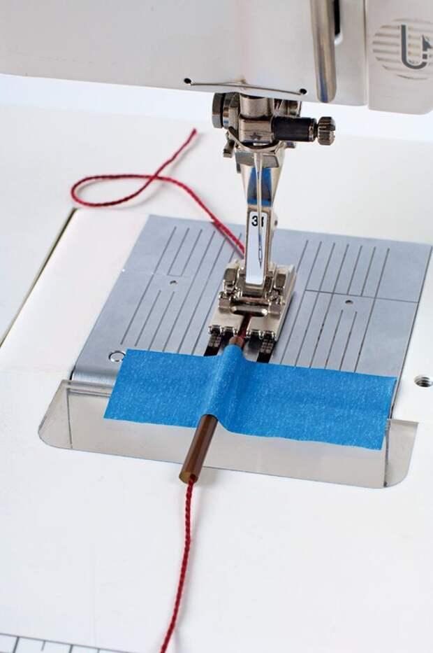 Лайфхаки для швейных машинок (подборка)