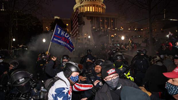 Мария Бутина: США закончат анархией и развалом