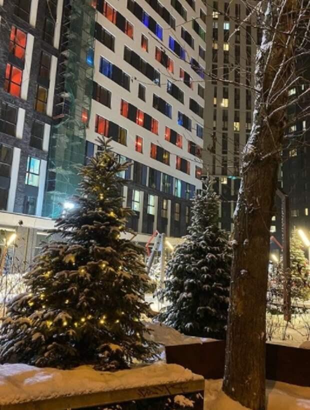 Фото дня: зимние пейзажи