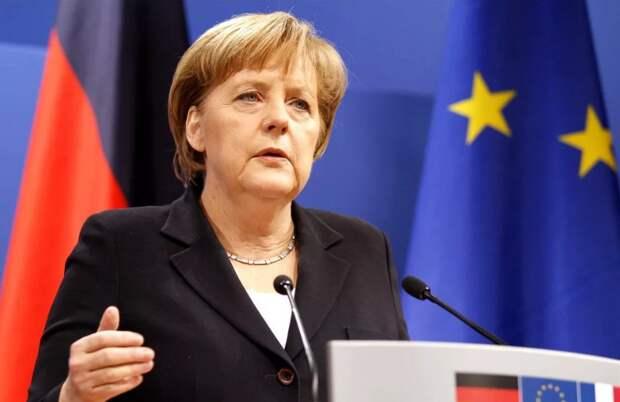 Меркельтильный подход. Канцлер Германии определилась с приоритетами ЕС