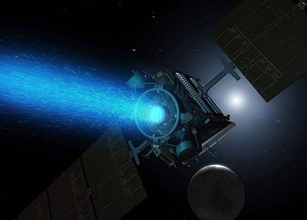 Зонд Dawn приблизится вплотную к Церере