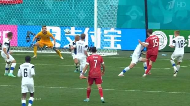 Экс-футболист Игонин поделился впечатлениями от матча Финляндия— Россия