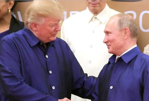 Ушаков раскрыл детали готовящейся встречи Путина и Трампа