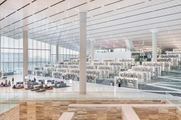 Тройка невероятных сооружений Катара, которые доказывают, что будущее уже наступило