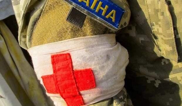 Медики ВСУ отказались помочь подорвавшемуся на мине подростку