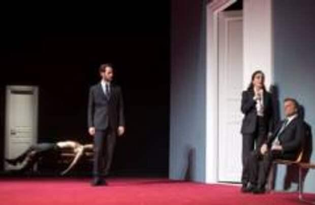 Директор парижского театра «Одеон» приедет в Москву