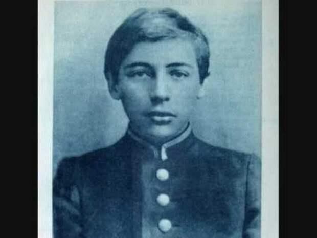 Велимир Хлебников. Конец 1900-х гг.