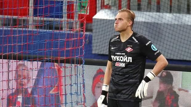 Тедеско — об ошибке Максименко: «Он топ-вратарь, претензий нет. Но может оплатить командный ужин»