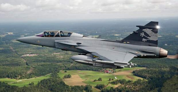 Saab JAS-39E/F Gripen