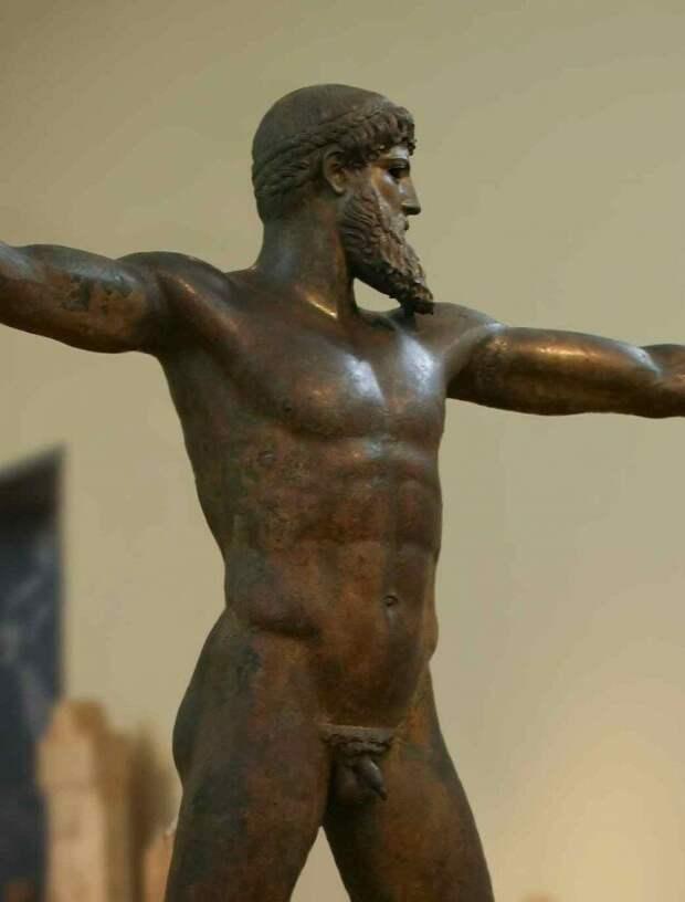 А вот бронзовый герой археология, история, расследование, тайны