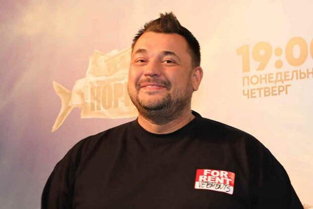 Сергей Жуков рассказал одомогательствах полуголого продюсера