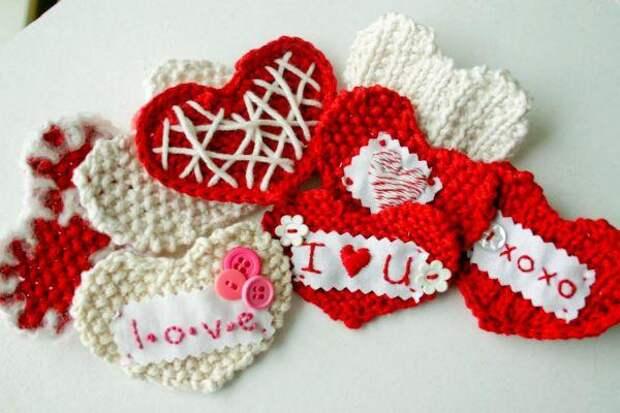 Идеи ко дню Святого Валентина