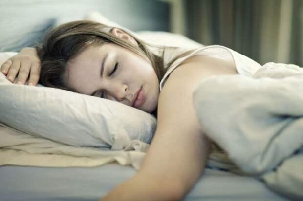 Как быстрее заснуть?