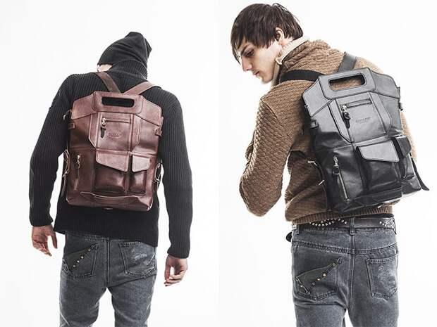 Складная сумка-рюкзак мужская