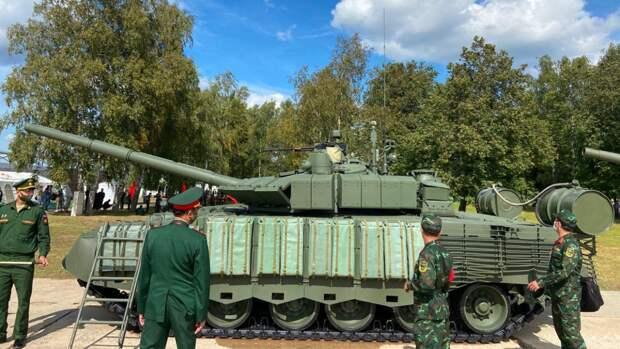 ВС РФ получат первую в 2021 году партию танков Т-80БВМ от завода Омсктрансмаш