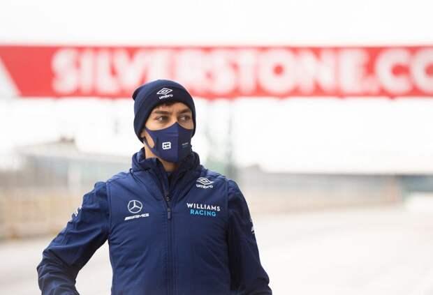 Джордж Рассел: Мне никто не обещал место в Mercedes 2022 году