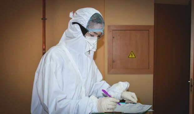 В Оренбуржье от коронавируса скончались еще шесть  человек
