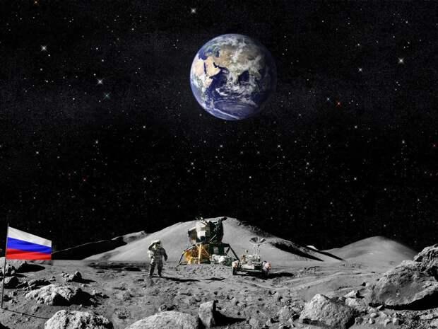 Россия и Китай запускают гигантский космический проект по освоению Луны