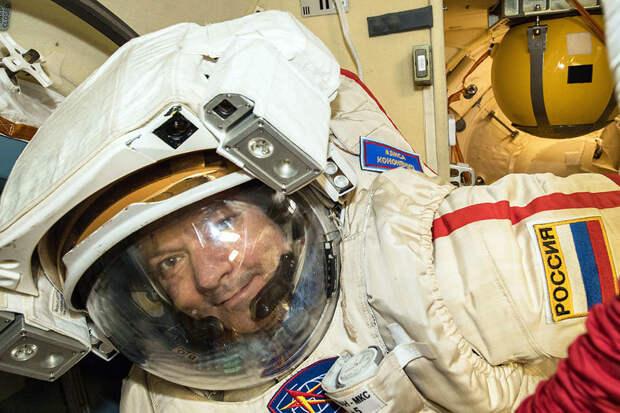 Олег Кононенко: Выход в открытый космос в декабре 2018 года был незапланированным. И предельно сложным.  Фото: Роскосмос