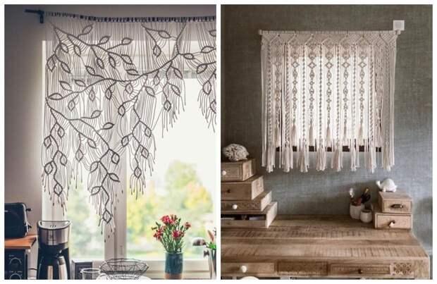 Оконные шторы: бюджетные, практичные и очень красивые идеи