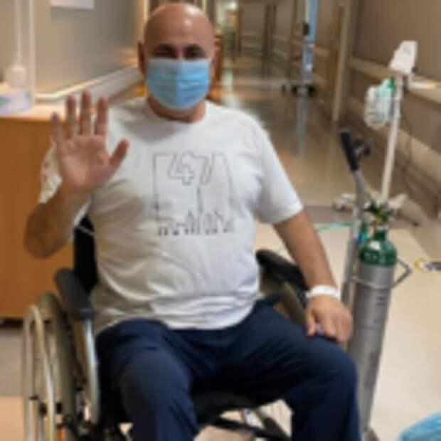 Иосиф Пригожин: «Если мне кто-то скажет, что коронавируса нет, я плюну ему в лицо»