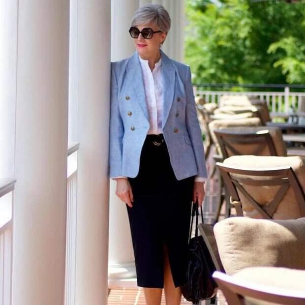 Самые большие ошибки стиля женщин в возрасте