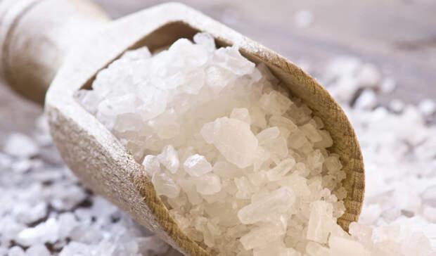 Почему вредна соль