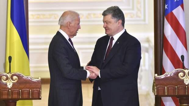Трамп закрепляет санкциями против Украины компромат на Байдена