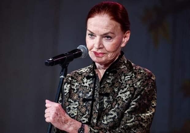 Народная артистка СССР Людмила Чурсина | Фото: mirnov.ru