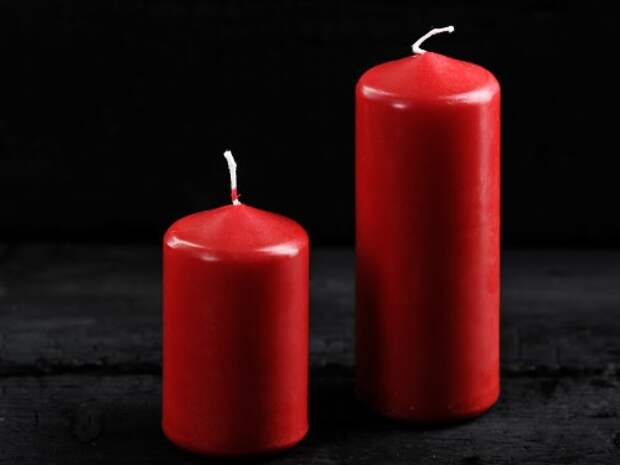 Гадание на двух красных свечах: узнаем ответы на любовные вопросы