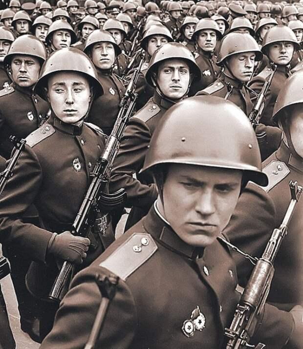 Как изменилась армия от царя до наших дней?