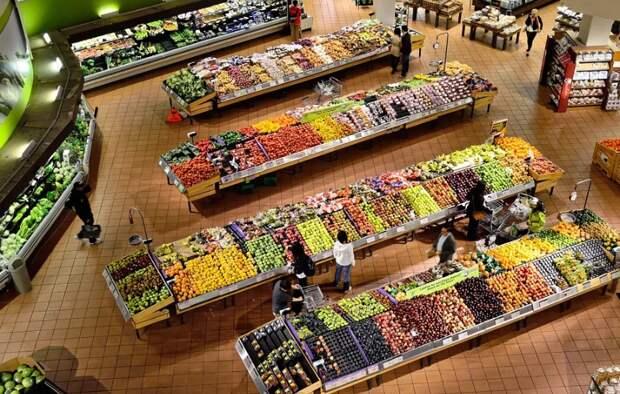 Новый продуктовый магазин откроется на улице Зорге Фото с сайта pixabay.com