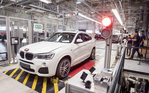 В России будут собирать новые модели BMW и отправлять их на экспорт