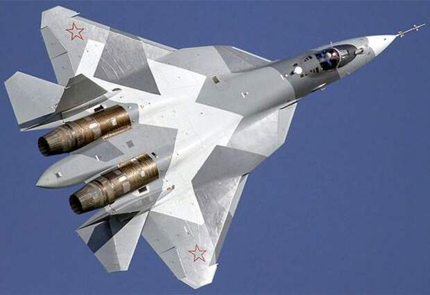 Истребитель пятого поколения. 1 серия (2013) © Крылья России