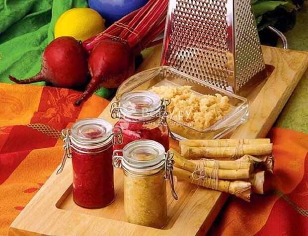Приготовление хрена в домашних условиях рецепт