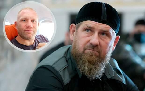 Харитонов объяснил, за что принес извинения Кадырову и бойцовскому клубу «Ахмат»