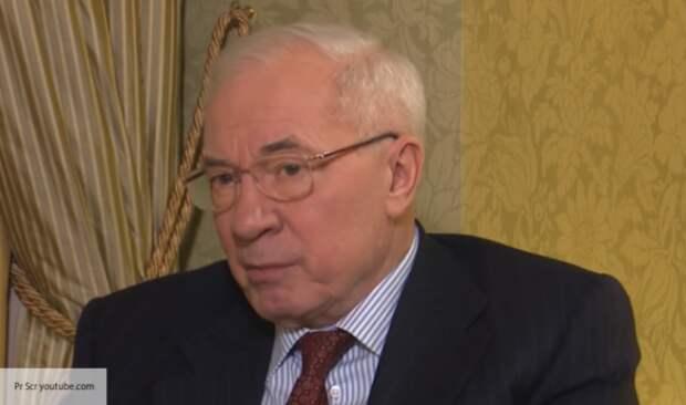 Азаров раскрыл феномен «быдло-электората» Украины