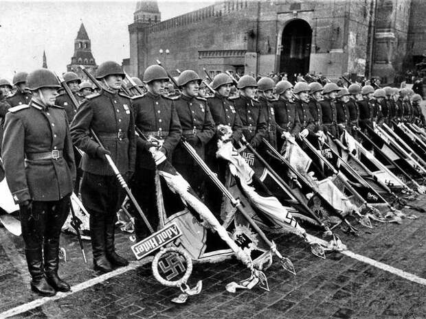 Советский Союз не освободил Европу от фашизма, а победил фашистскую Европу!