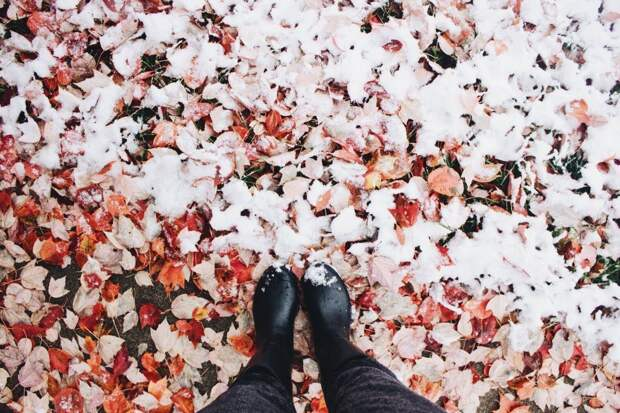 Пятница в Удмуртии будет снежной и холодной