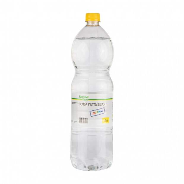 5 худших марок детской воды, в которых слишком мало полезных веществ