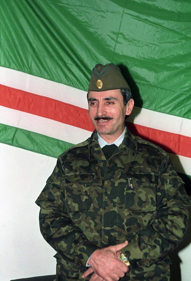 Враг России номер один в лихие 90-ые