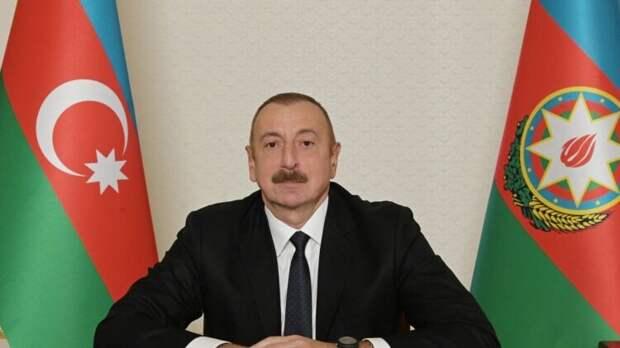 Президент Азербайджана прокомментировал признание геноцида армян Байденом