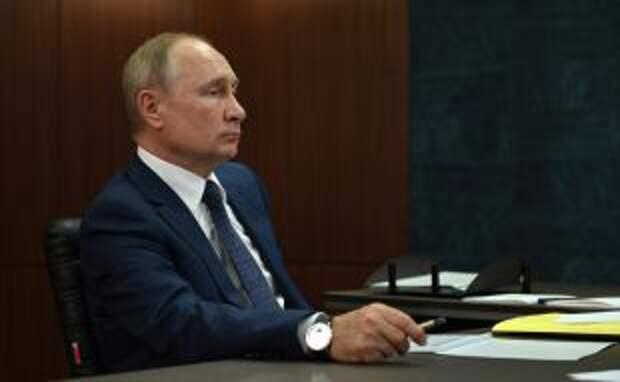 Путин заявил, что спортсменам необходима поддержка со стороны государства
