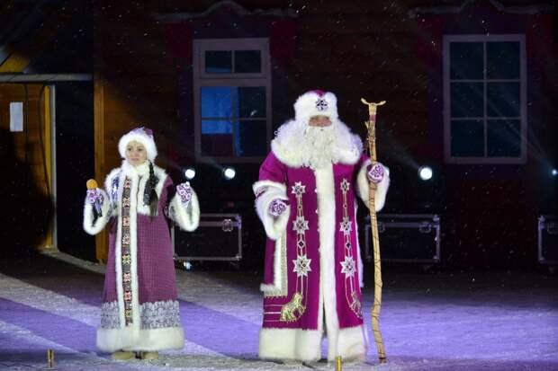 Тол Бабай в рейтинге самых популярных Дед Морозов России, пожар в Ижевске и пенсионный возраст в Дальневосточном округе