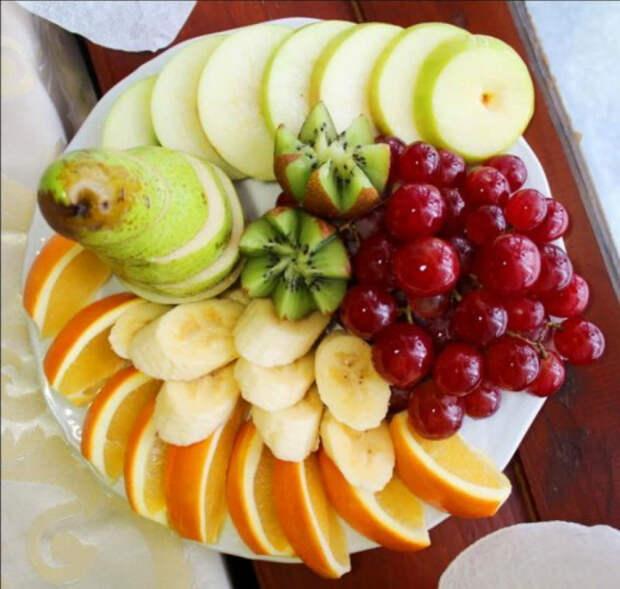 Сохранить привлекательный вид фруктовой нарезки. | Фото: Яндекс.