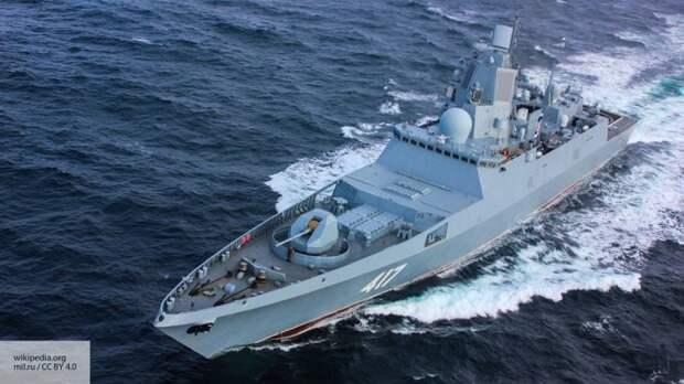 InsideOver: ВМФ России применил необычную тактику борьбы с кораблями США