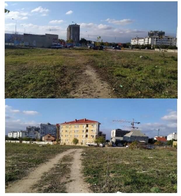 Симферопольцы в соцсетях могут выбрать  территорию города, которую необходимо благоустроить