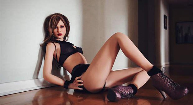 Секс-куклы в фотопроекте Стейси Ли «Средние американцы» 40
