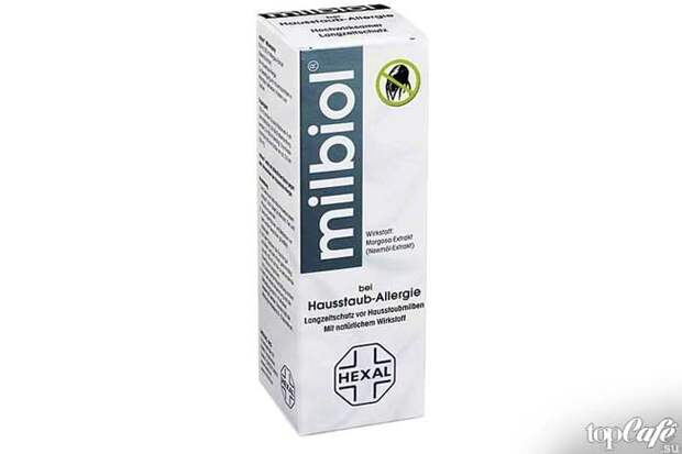 Hexal AG Милбиол